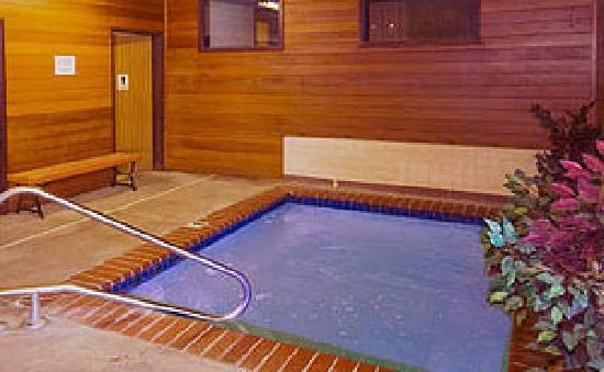 Americas Best Value Inn & Suites: Indoor Hot Tub