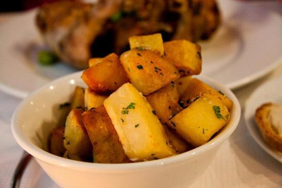 Magdalen : Potatoes