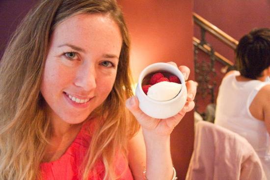 Magdalen : Chocolate parfait (9/10)