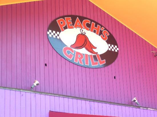Peaches Grill: Peach's Grill