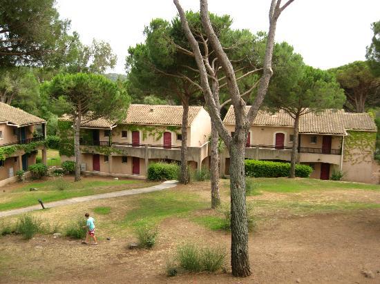 Résidence Saint-Raphael Valescure : Petits bâtiments max. 2 étages