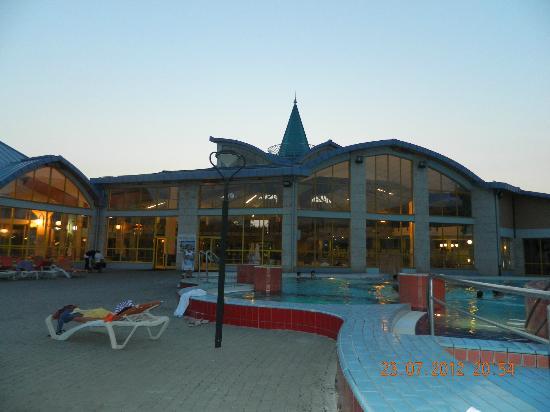 Park Inn by Radisson Sarvar Resort & Spa: Outside