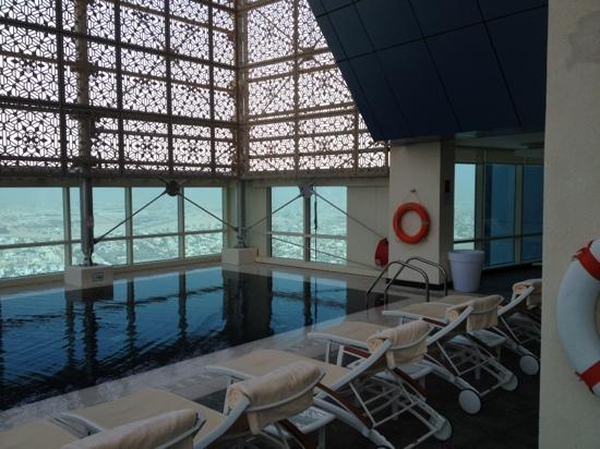 InterContinental Doha The City: rooftop pool