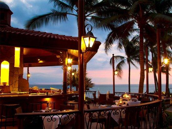 Villa del Palmar Flamingos: Trattoria Restaurant