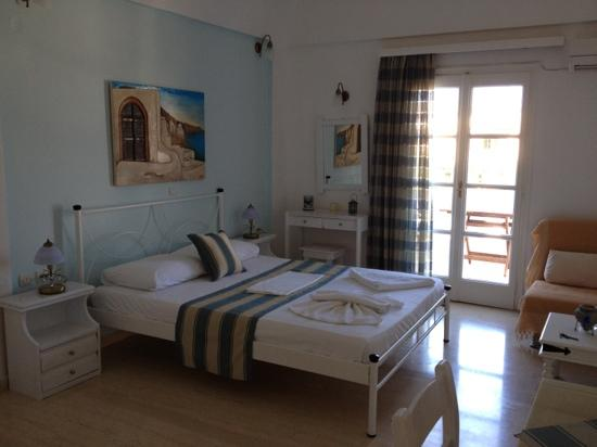 Louis Studios : room with sea-view