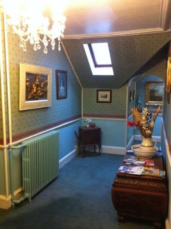 Kinkell House: inside