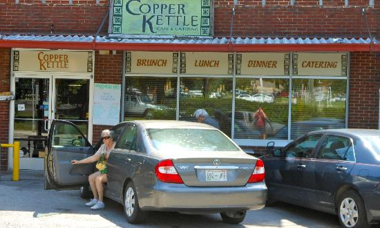 copper kettle catering reviews