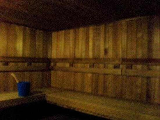 Best Western Plus The Normandy Inn & Suites: sauna