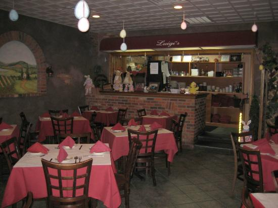 Luigi S Picture Of Luigi S Italian Restaurant Newark
