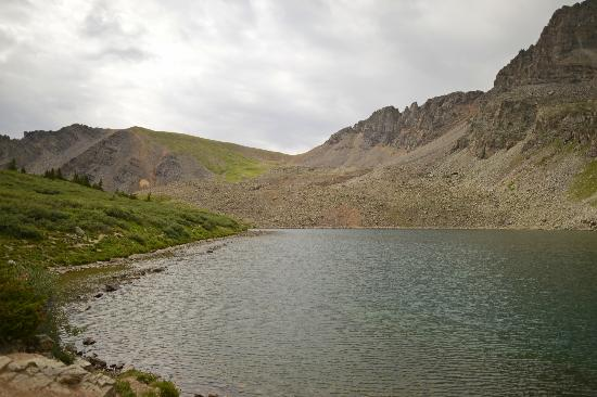 Cathedral Lake Trail: Cathedral Lake