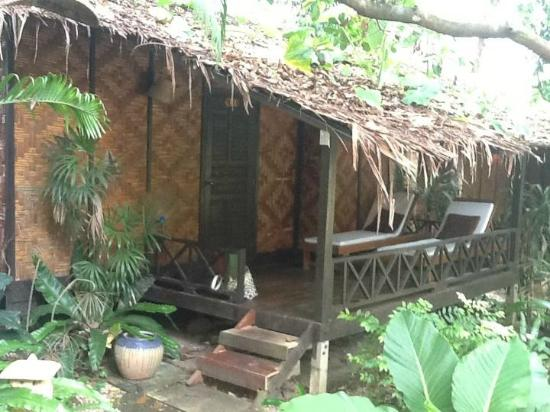 Aonang Tropical Resort: hut