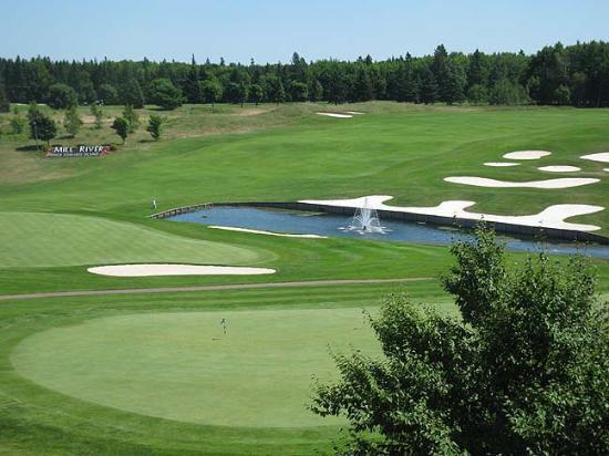 Mill River Golf Course - Rodd Mill River Resort: Mill River Golf