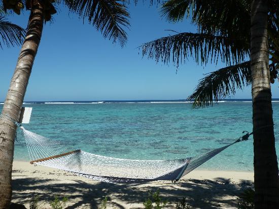 Villa 5 hammock - Cooks Bay Villas