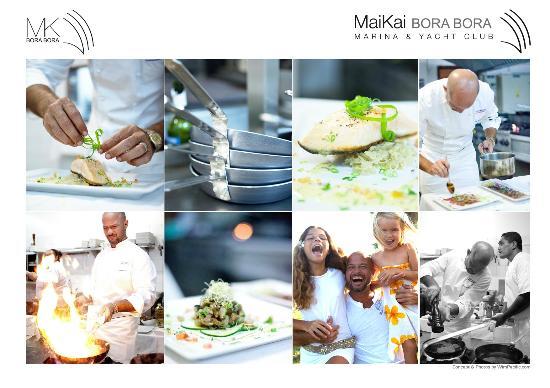 Mai Kai Bora Bora : Vibes Wim Lippens Restaurant