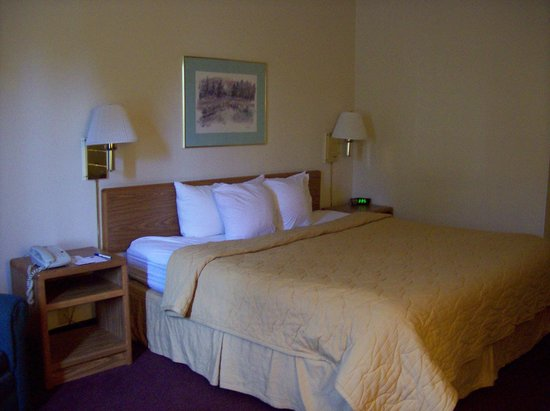 Baymont Inn & Suites Mankato:                   bed