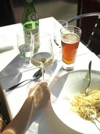 Spina: Seasonal Outdoor Seating Available