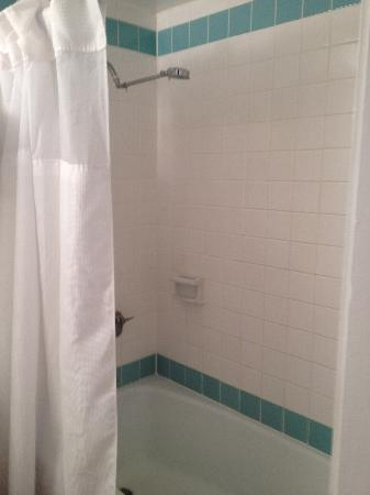 ستاي هوتل وايكيكي: Shower/Tub 