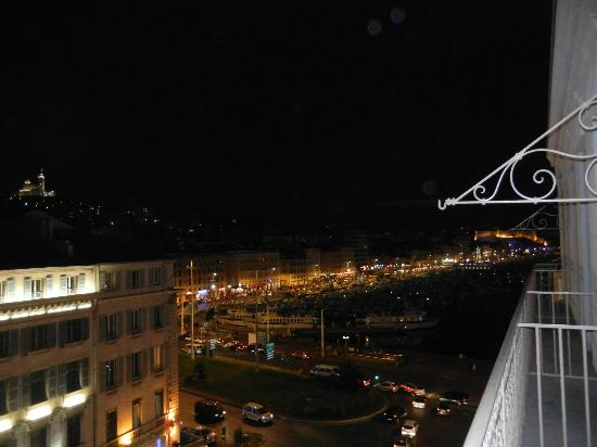 Escale Oceania Marseille Vieux Port: View