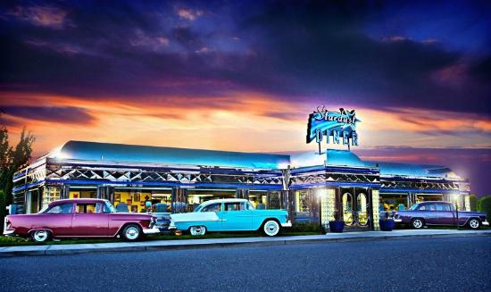 Stardust Diner 3 Iconic Chevy Bel Airs At Annual Car Show