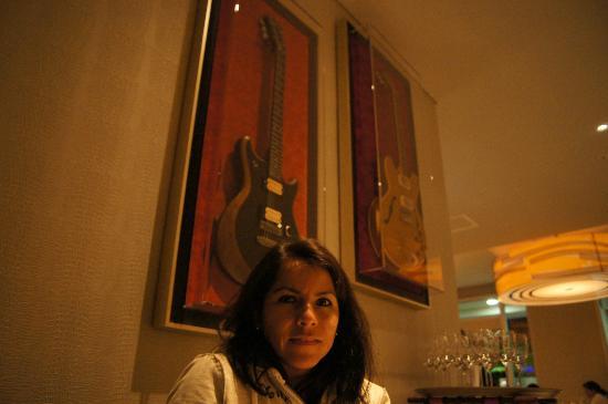 Hard Rock Hotel Panama Megapolis: Detalles del Comedor