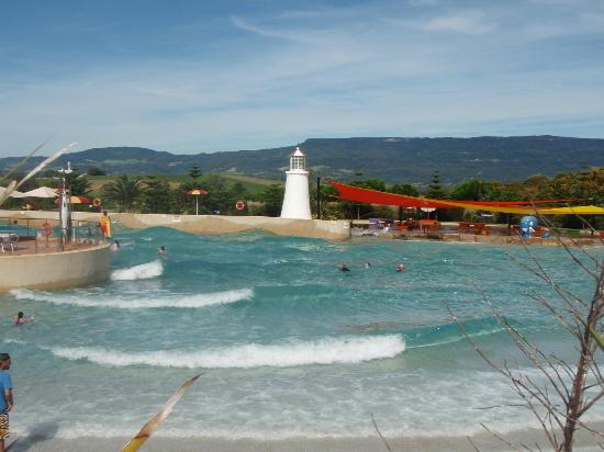 Jamberoo, Australien: Outback Bay