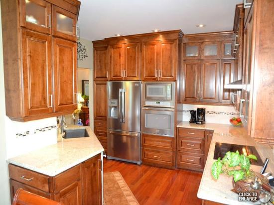 Graystone Bed and Breakfast: Kitchen