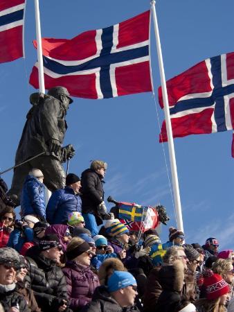 Scandic Holmenkollen Park: World Cup Nordic Skiing Holmenkollen