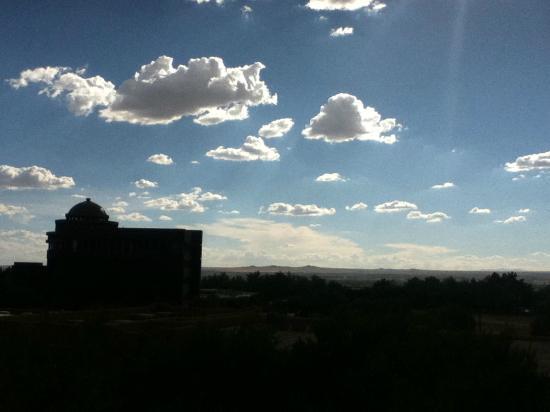 كورتيارد باي ماريوت - البوكيرك - جورنال سنتر: View from th room, looking west. 