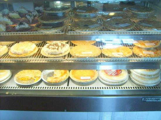 Dienner's Country Restaurant: Dienner's Pies