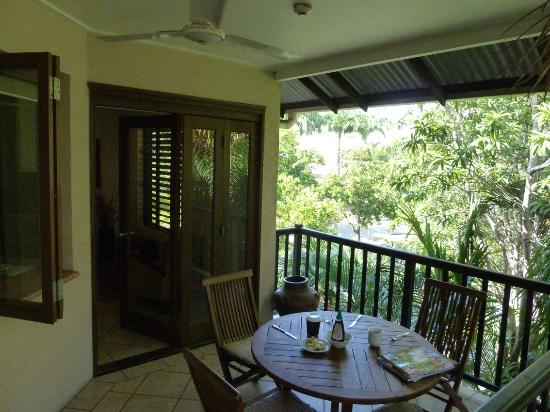 Hibiscus Resort & Spa: on Balcony