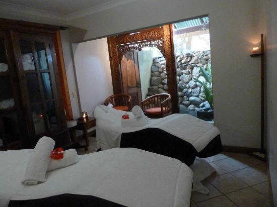 Hibiscus Gardens Spa Resort: spa area
