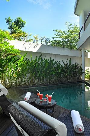 ラ シレナ 4, Private Pool