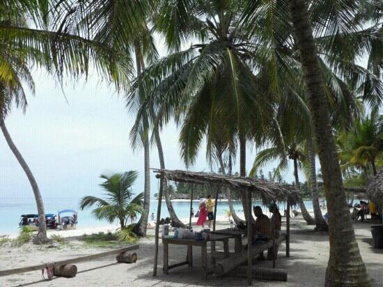 San Blas Islands, Panamá: isla perro, san blas