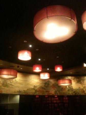 P.F. Chang's : intérieur