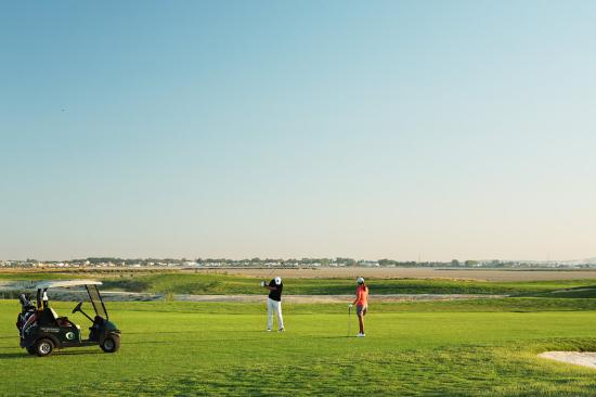 The Residence Tunis: Golf Course