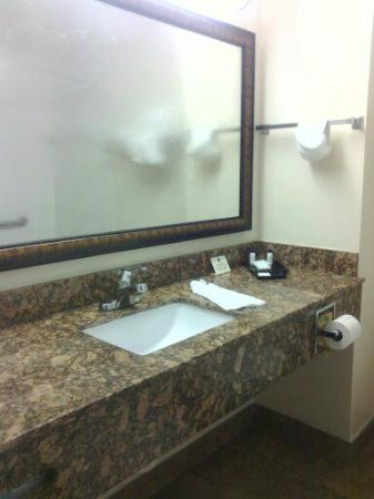 BEST WESTERN PLUS Universal Inn: bathroom