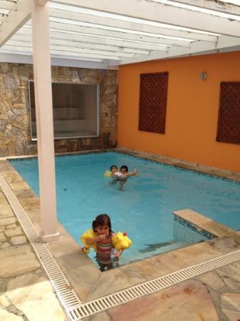 Pousada do Corsário: piscina temperada