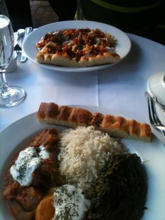 Chopahn authentic afghan cuisine san diego downtown for Afghan cuisine restaurant