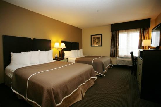 Baymont Inn & Suites Dale: BWLincoln Land Queen Double