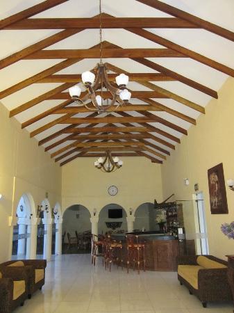 Hotel Agustos Urubamba: Lobby
