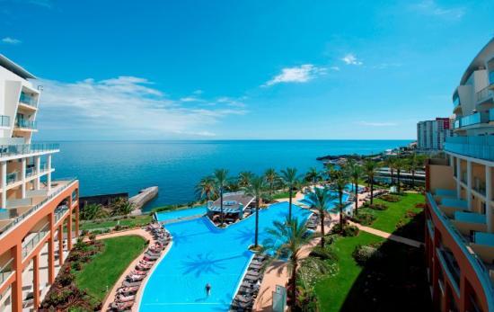 Pestana Promenade: View from the 5th Floor