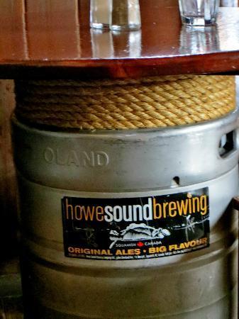 Howe Sound Brew Pub: Howe Sound Brewery