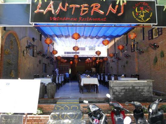 Lanterns Vietnamese Restaurant: The new Lanterns opened 26th July 2012