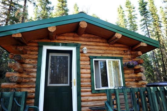 Caribou Cabins: Cabin #5