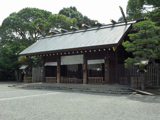 ‪Iseyama Kotai Shrine‬