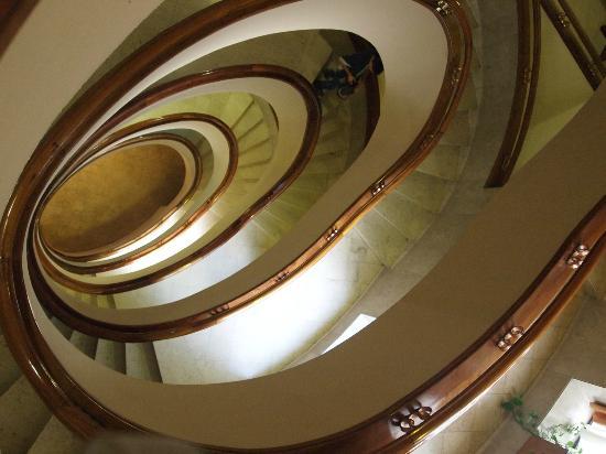 Pao de Acucar Hotel: Las escaleras