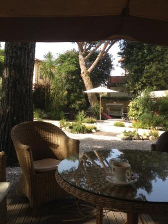 La Pace : il giardino