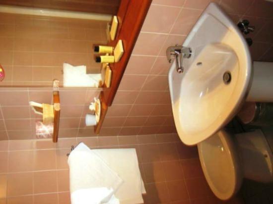 Molino D'Era: Toilette