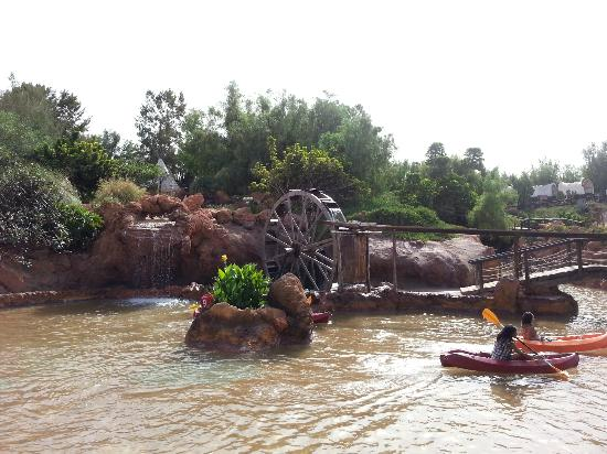 kids water fun playground - Picture of Rancho Texas Lanzarote Park, Puer...