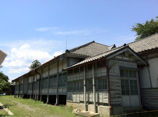 Tomioka, ญี่ปุ่น: 重要文化財 ブリュナ館…1873年建築、フランス人指導者のポール ブリュナが暮らしていた住居です。